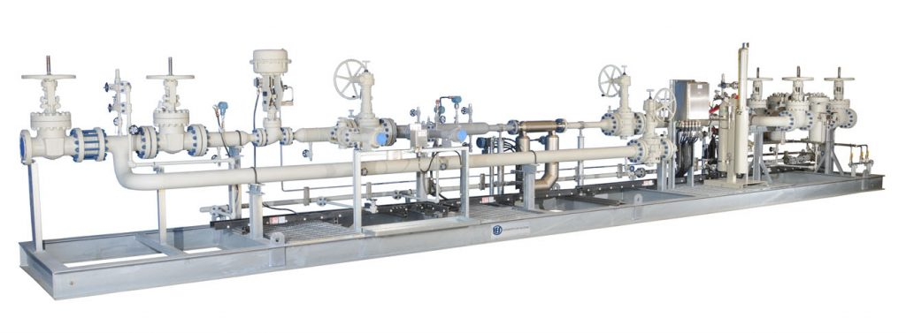 Ethane & Propane Metering Packages for Targa Midstream