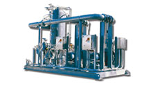 Ammonia FLow Control Package