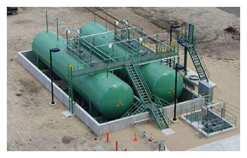 SCR Ammonia System - Integrated Flow Solutions