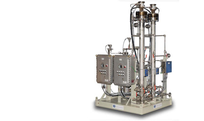 integraheat heating package integrated flow solutions  integraheat electric heating package for process systems