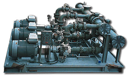 Balance of Plant Pumping Packages - Integrated Flow Solutions