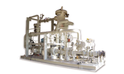 Oil and Gas Sand Separator Skid Package - Desanding System | IFS