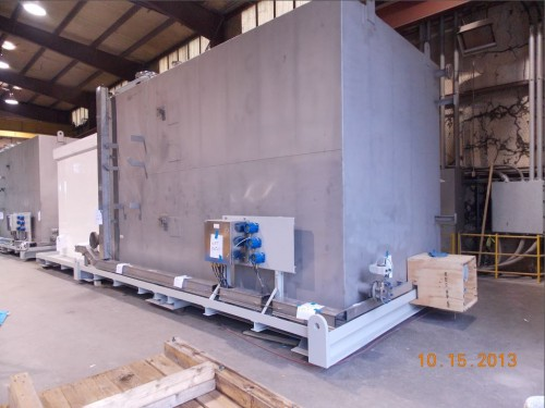 Circulation Service Inc : Firewater supply tanks and circulation pump packages