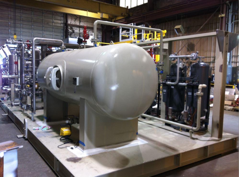 Instrument Air & Nitrogen Generation Package for Iraq