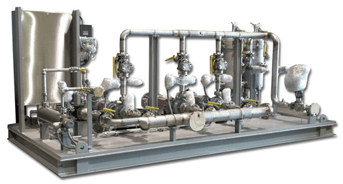 Downstream O&G - Integrated Flow Solutions