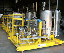 chemical injection feeds systems in upstream oil and gas