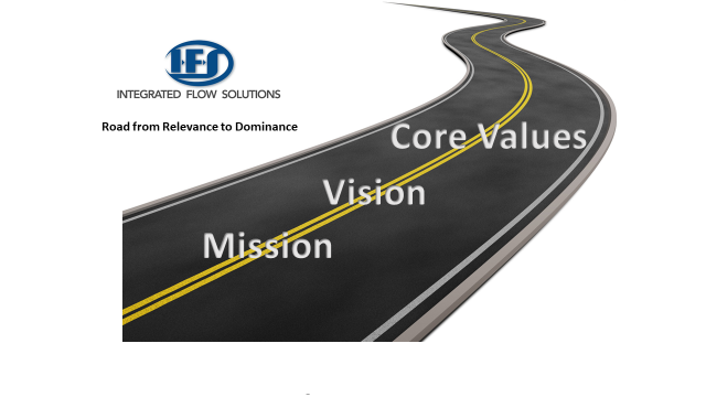 IFS mission, vision, and core values