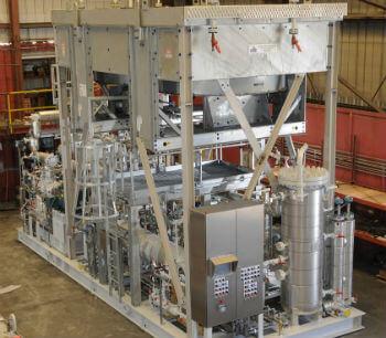 condensate stabilization unit