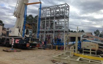 modular JT plant unit