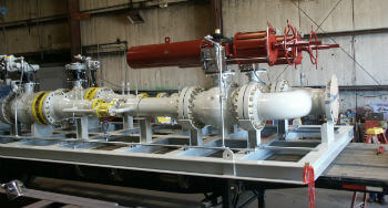 Pressure Regulator Skids & Gas Pressure Reducing Stations | IFS