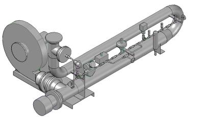 ammonia flow control