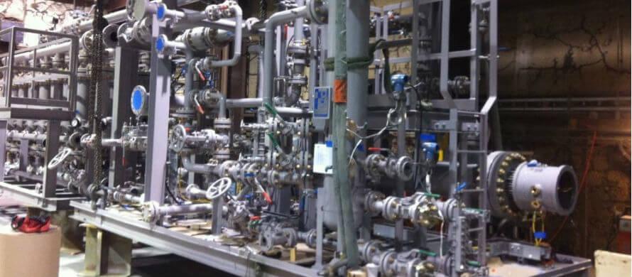 Natural Gas Dehydration Technologies TEG Glycol, Membrane
