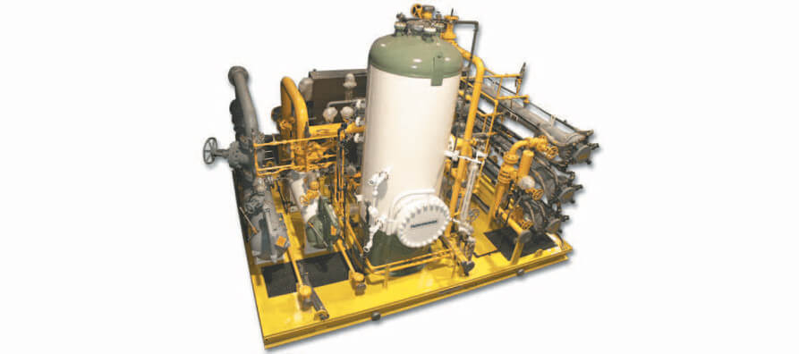 fuel gas coalescer