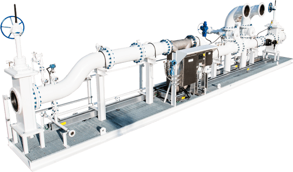 Modular Process Skid Manufacturers & Fabrication - IFS