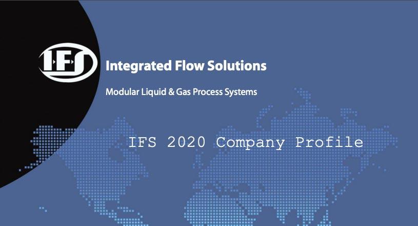 2020 IFS Company Profile