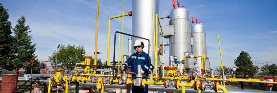 natural gas compressor station design