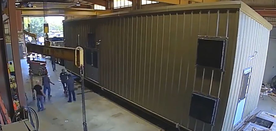 [VIDEO] Steel-Frame Modular Pump Enclosures from IFS