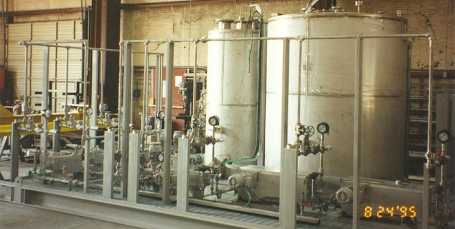 chemical injection in oil and gas