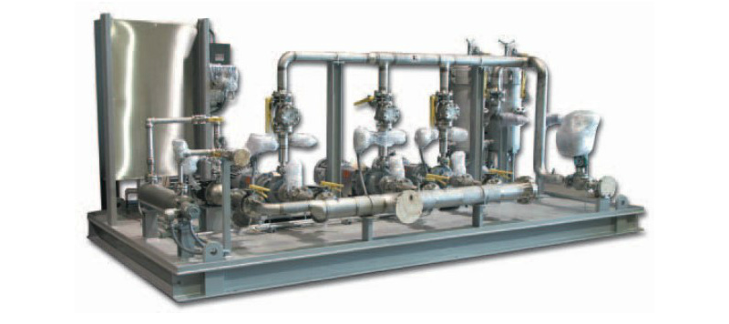 pipeline heating systems