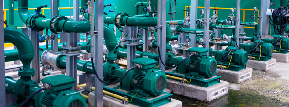 Repurposing CO2 with Process Pumps